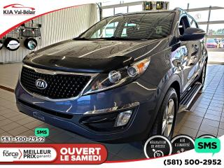 Used 2016 Kia Sportage *LX*AIR*CRUISE*BLUETOOTH*LECTEUR CD* for sale in Québec, QC