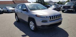 Used 2018 Jeep Cherokee Sport for sale in Mount Pearl, NL