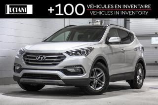Used 2017 Hyundai Santa Fe Sport 2017 Hyundai Santa Fe Sport - AWD 4dr 2.4L Luxury for sale in Montréal, QC