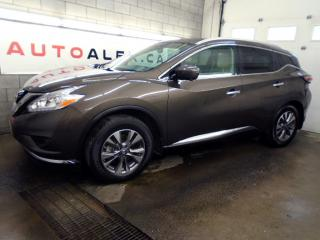 Used 2016 Nissan Murano SL AWD NAVIGATION CAMERA BOSE TOIT PANOR. CUIR for sale in St-Eustache, QC