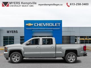 Used 2014 Chevrolet Silverado 1500 LT w/1LT for sale in Ottawa, ON