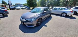 Used 2016 Honda Civic LX for sale in Cornwall, ON