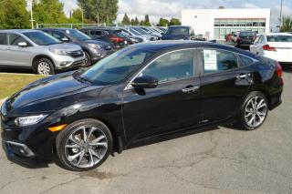 Used 2019 Honda Civic Touring for sale in Longueuil, QC