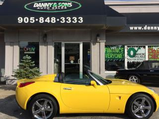 Used 2008 Pontiac Solstice GXP for sale in Mississauga, ON