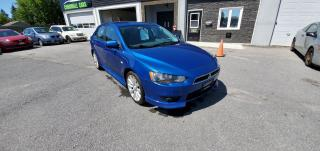Used 2010 Mitsubishi Lancer GTS for sale in Cornwall, ON