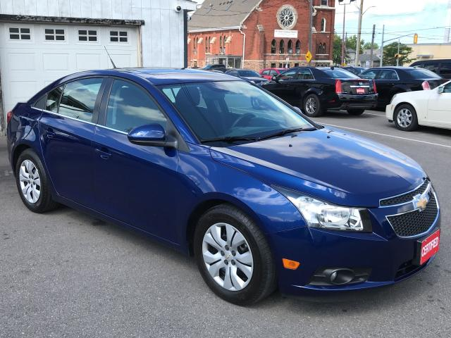 2012 Chevrolet Cruze LT ** SUNROOF, BLUETOOTH, CRUISE  **