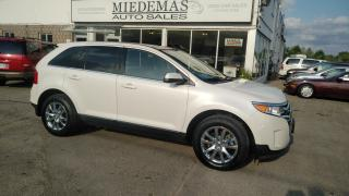 Used 2011 Ford Edge Limited for sale in Mono, ON