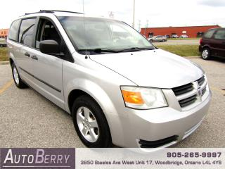 Used 2009 Dodge Grand Caravan SE - 3.3L for sale in Woodbridge, ON