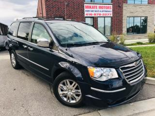 Used 2008 Chrysler Town & Country Fully Loaded Swivel Seating With Rear Stow & Go! for sale in Rexdale, ON