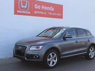 Used 2013 Audi Q5 2.0L Premium for sale in Edmonton, AB