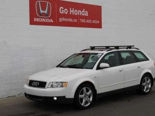 Used 2003 Audi A4 1.8T, AVANT - FINANCING AVAILABLE for sale in Edmonton, AB