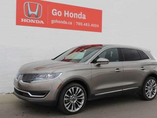 Used 2016 Lincoln MKX MKX RESERVE for sale in Edmonton, AB