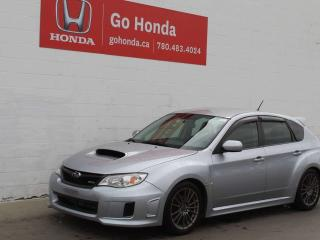 Used 2012 Subaru Impreza WRX WRX, HATCHBACK for sale in Edmonton, AB