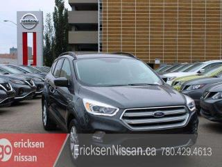 Used 2018 Ford Escape SEL l AWD l Leather l Sunroof l Pwr Seat for sale in Edmonton, AB