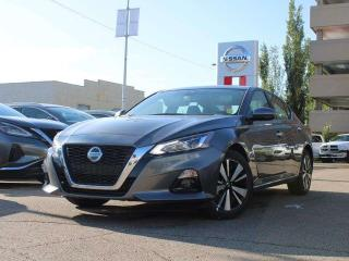 Used 2019 Nissan Altima SV l Demo l Heated Seatsl Backup Camera for sale in Edmonton, AB