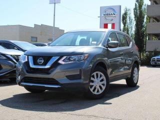 Used 2019 Nissan Rogue S 4dr AWD Sport Utility for sale in Edmonton, AB