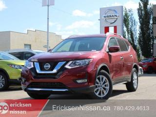 Used 2019 Nissan Rogue SV 4dr AWD Sport Utility for sale in Edmonton, AB
