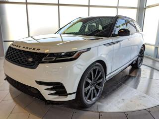 Used 2020 Land Rover RANGE ROVER VELAR R-DYNAMIC S - P340 for sale in Edmonton, AB