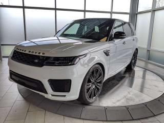 New 2020 Land Rover Range Rover Sport Autobiography Dynamic for sale in Edmonton, AB
