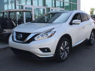 Used 2018 Nissan Murano Platinum 4dr AWD Sport Utility for sale in Edmonton, AB