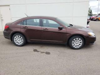 Used 2013 Chrysler 200 LX Remote Start for sale in Red Deer, AB