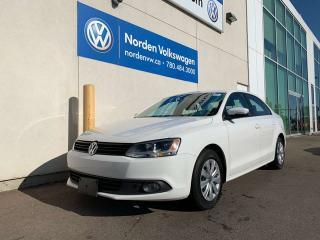 Used 2014 Volkswagen Jetta Sedan 2.0L TDI TRENDLINE - HEATED SEATS / CERTIFIED for sale in Edmonton, AB