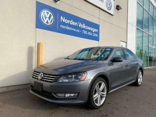 Used 2014 Volkswagen Passat Comfortline - TDI! DSG! for sale in Edmonton, AB