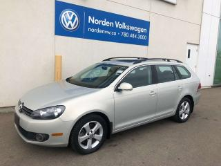 Used 2011 Volkswagen Golf Wagon Highline 4dr FWD Wagon - TDI/NAV/DSG! for sale in Edmonton, AB