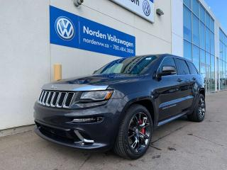 Used 2014 Jeep Grand Cherokee SRT8 4WD - 470 HP / CLEAN CAR for sale in Edmonton, AB
