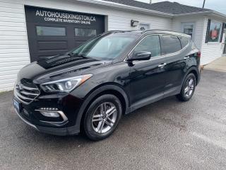 Used 2017 Hyundai Santa Fe Sport for sale in Kingston, ON