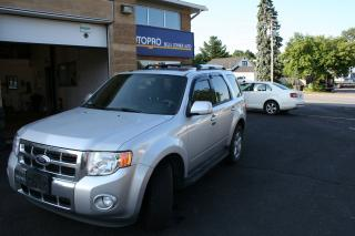 Used 2012 Ford Escape Limited for sale in Nepean, ON