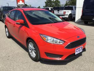 Used 2015 Ford Focus SE | Accident Free | Heated Seats for sale in Harriston, ON