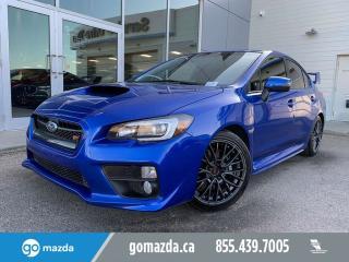 Used 2015 Subaru WRX STI SPORT TECH GREAT SHAPE FUN CAR for sale in Edmonton, AB