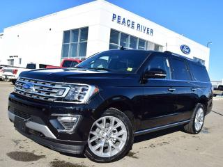 Used 2019 Ford Expedition Limited MAX for sale in Peace River, AB