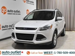 Used 2015 Ford Escape Se, 1.6L I4, EcoBoost, 4wd, Heated leather seats, Navigation, Backup camera for sale in Edmonton, AB