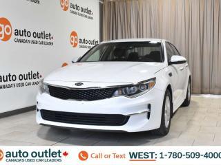 Used 2017 Kia Optima LX, 2.4l i4, Fwd, Heated cloth seats, Heated steering wheel, Bluetooth for sale in Edmonton, AB
