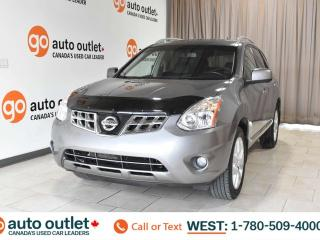 Used 2013 Nissan Rogue Sv, 2.5L I4, Awd, Navigation, Heated leather seats, Backup camera, Sunroof for sale in Edmonton, AB
