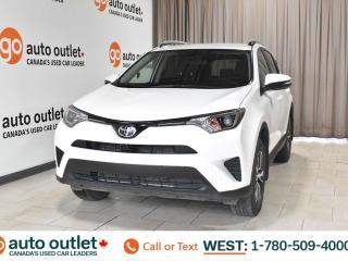Used 2018 Toyota RAV4 Le, 2.5L I4, Awd, Heated cloth seats, Backup camera for sale in Edmonton, AB
