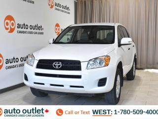 Used 2011 Toyota RAV4 Base, 2.5L I4, Fwd, Cloth seats for sale in Edmonton, AB