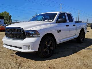 Used 2019 RAM 1500 Classic Express 4x4 Quad Cab for sale in Edmonton, AB