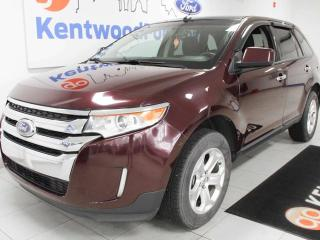 Used 2011 Ford Edge SEL AWD with keyless entry, power heated seats, and sunroof for sale in Edmonton, AB