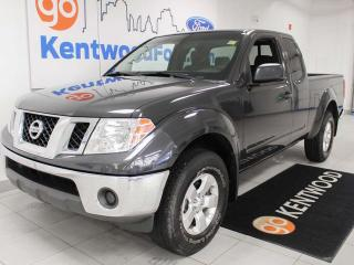 Used 2012 Nissan Frontier SV 4X4 King Cab, keeping it simple for sale in Edmonton, AB