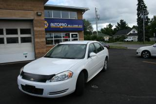 Used 2010 Chevrolet Impala LT for sale in Nepean, ON