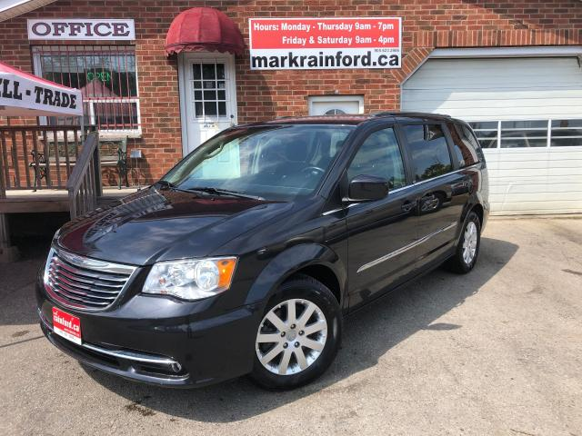 2014 Chrysler Town & Country Touring Pwr Doors, Lift Gate DVD Bluetooth
