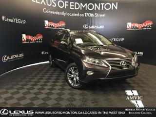 Used 2013 Lexus RX 350 Touring Packing for sale in Edmonton, AB