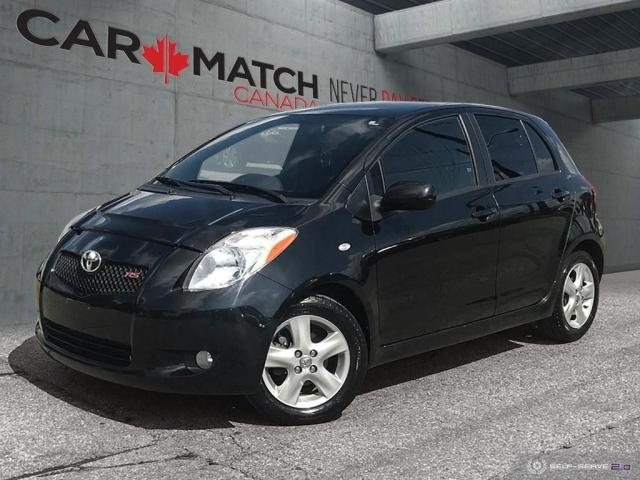 2007 Toyota Yaris RS / ALLOY'S / NO ACCIDENTS