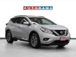 Used 2015 Nissan Murano SV AWD Panoramic Sunroof Backup Cam for sale in Toronto, ON