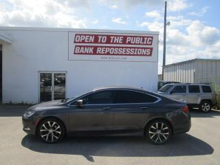 Used 2016 Chrysler 200 C for sale in Toronto, ON