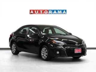 Used 2015 Toyota Corolla S Leather Backup Cam for sale in Toronto, ON