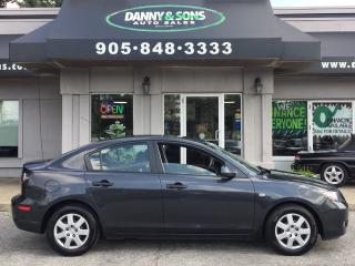 Used 2007 Mazda MAZDA3 GX for sale in Mississauga, ON